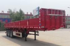 恒通梁山10.5米33.1吨3轴自卸半挂车(CBZ9402Z)
