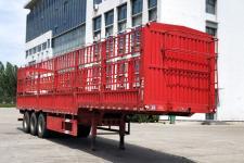 事事达12米33.2吨3轴仓栅式运输半挂车(RSD9400CCYE)