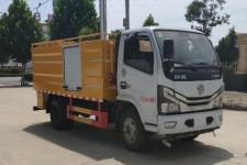 东风多利卡国六污水处理车厂家直销 价格最