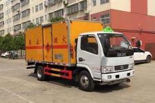 国六东风多利卡爆破器材运输车 厂家直销  价格最低
