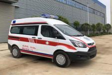 国六福特自动挡救护车