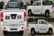 福迪牌NHQ1030LK6Y型多用途货车图片