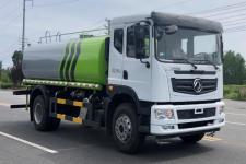國六東風T5綠化噴灑車價格 12方灑水車多少錢一輛