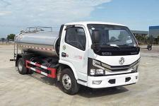 国六东风多利卡5方鲜奶运输车