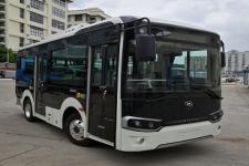 6.6米|10-17座上佳纯电动城市客车(HA6660BEVB2)