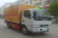 國六東風多利卡雜項危險物品廂式運輸車