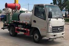 國五凱馬3方霧炮灑水車廠家專業定制性價比高車型