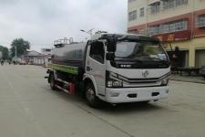國六東風多利卡9.2方灑水車