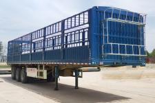 事事达12米33.4吨3轴仓栅式运输半挂车(RSD9400CCY)