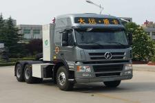 大运牌CGC4250BEV1Z3型纯电动牵引汽车图片