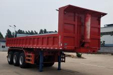 驰恒九州9米32.7吨3轴自卸半挂车(CHV9400ZH)