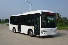 北京牌BJ6731B11EV型纯电动城市客车图片