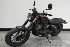 轻骑牌QM300型两轮摩托车图片
