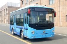 6米 10-16座东风纯电动城市客车(EQ6601CTBEV2)