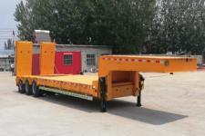 鸿盛业骏11米28.8吨6轴低平板半挂车(HSY9400TDPXZ)
