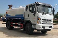 國六東風10噸綠化噴灑車