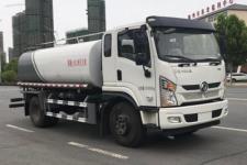 國六東風專底10噸灑水車