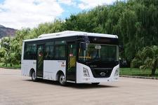 6.7米|10-22座长江纯电动城市客车(FDE6670PBABEV01)