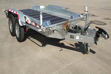 一拓5.6米1.7吨2轴中置轴挂车(DYT9020G2B)