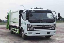 程力牌CL5090ZYSBEV型纯电动压缩式垃圾车