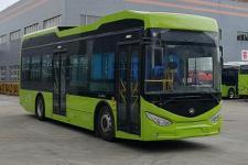 10.5米|19-35座上佳燃料电池城市客车(HA6101FCEVB1)