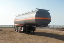 正康宏泰11米31.6吨3轴易燃液体罐式运输半挂车(HHT9400GRY)