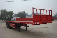远东汽车12米33.5吨3轴平板运输半挂车(YDA9400TPB)