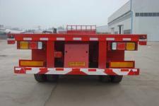 远东汽车牌YDA9400TPB型平板运输半挂车图片