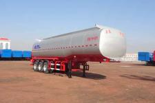 正康宏泰12.2米31.1吨3轴润滑油罐式运输半挂车(HHT9400GRH)