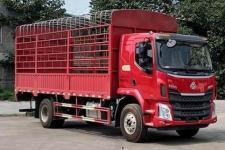 东风柳汽国五单桥仓栅式运输车143-250马力5-10吨(LZ5160CCYM3AB)