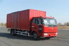 一汽解放国五单桥厢式运输车154-330马力5-10吨(CA5160XXYP62K1L5E5)