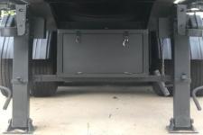 特运牌DTA9401GYW型氧化性物品罐式运输半挂车图片