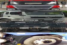 陕汽牌SX3310MB406型自卸汽车图片