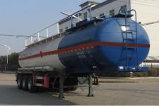 特运11.3米29.8吨3轴易燃液体罐式运输半挂车(DTA9404GRYA)