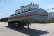特运10.6米31吨3轴易燃液体罐式运输半挂车(DTA9403GRYA)