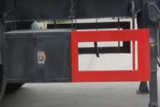 特运牌DTA9403GRYA型易燃液体罐式运输半挂车图片