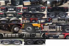 陜汽牌SX4250XC4Q2型牽引汽車圖片