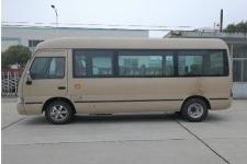 大马牌HKL6602A型轻型客车图片3
