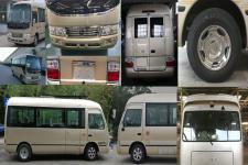 大马牌HKL6602A型轻型客车图片4
