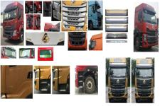 乘龍牌LZ1313H7FB型載貨汽車圖片