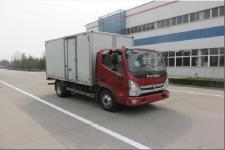 福田奥铃国五单桥厢式运输车110-212马力5吨以下(BJ5048XXY-FA)