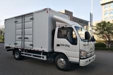 庆铃国五单桥厢式运输车98-177马力5吨以下(QL5042XXYA6HAJ)
