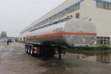特运10米30.5吨3轴易燃液体罐式运输半挂车(DTA9407GRYA)