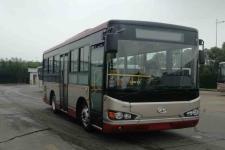 7.7米海格KLQ6770GAE5城市客車