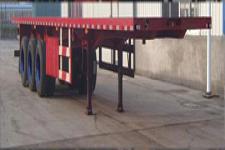 霸申特牌BST9400TPB型平板运输半挂车图片