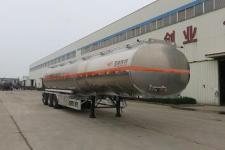 特运11.5米33.2吨3轴铝合金运油半挂车(DTA9408GYY)