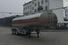 特运11.5米33.2吨3轴铝合金运油半挂车(DTA9408GYYA)