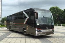 12米 24-56座金龙客车(XMQ6127BYD5B)