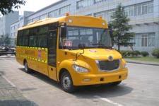 8米申龍SLK6800XCD5小學生專用校車圖片