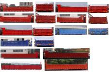 十通牌STQ3251L14Y3D5型自卸汽车图片